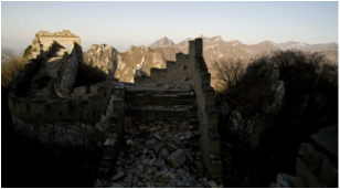 beijing, great wall, hiking
